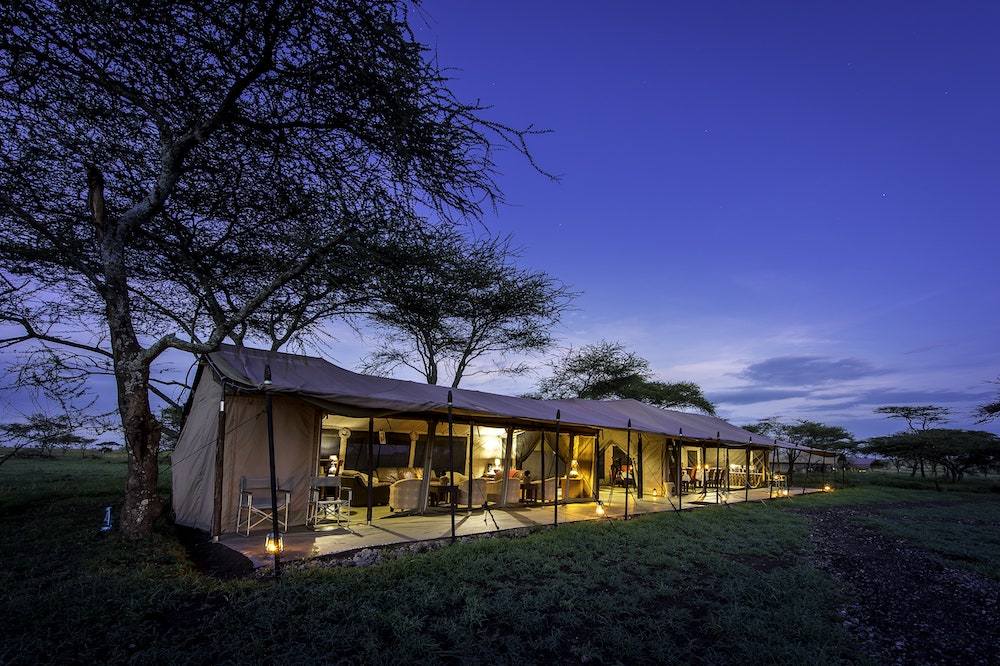 Sametu Luxury safari Camp Serengeti_tanzania