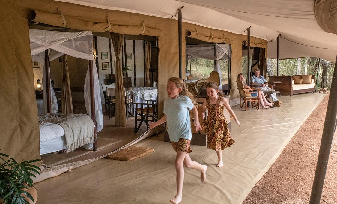 Cottar's Safari Camp luxury Safari