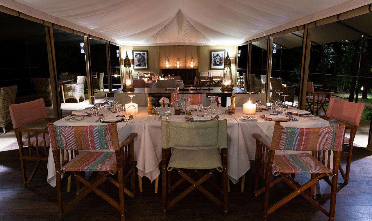 Luxury Safari Governor's Camps Il Moran