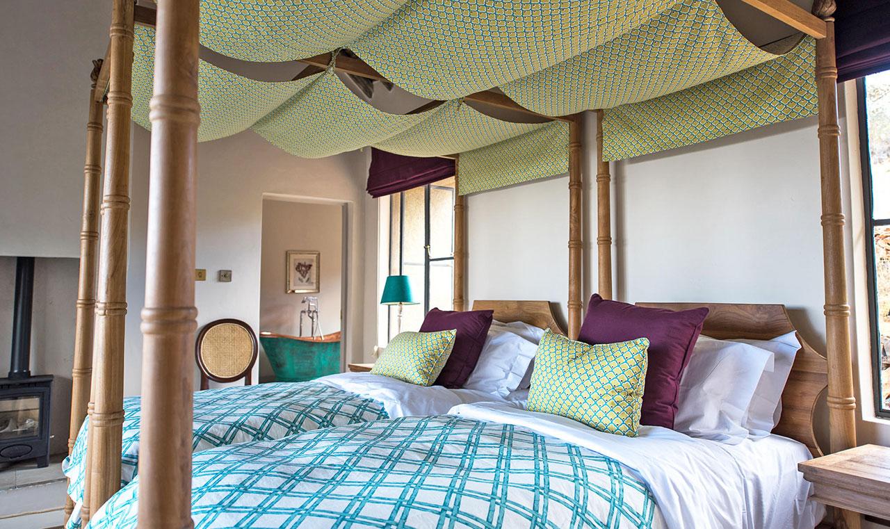 Governor's camp Mugie House Luxury Safari