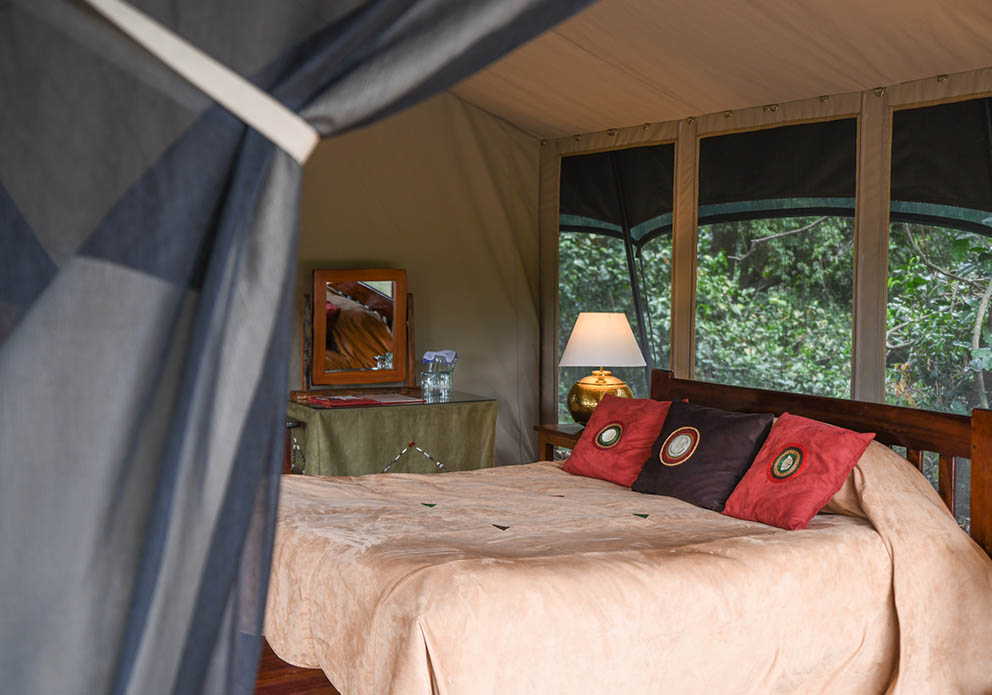 Governors Private Camp- Bedroom