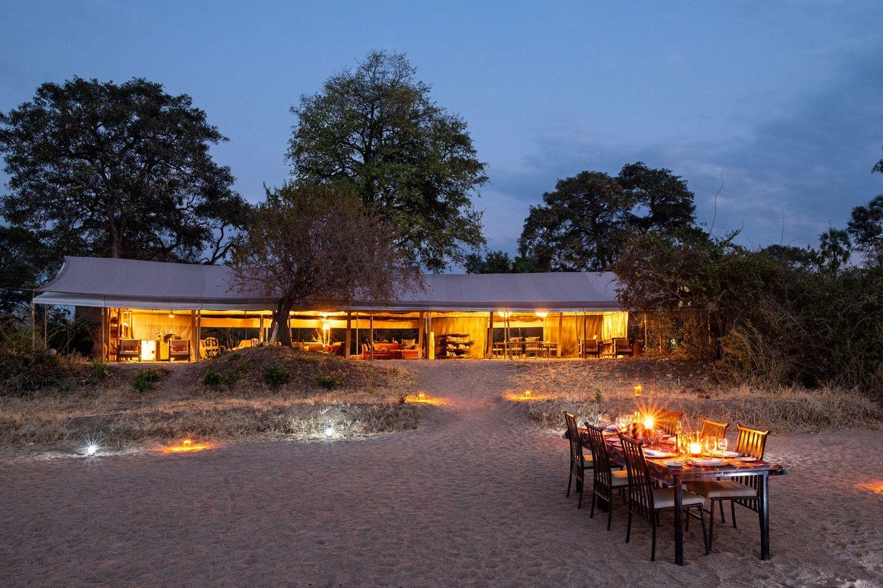 kenya tanzania wildlife safari Ruaha Kwihala Luxury Camp