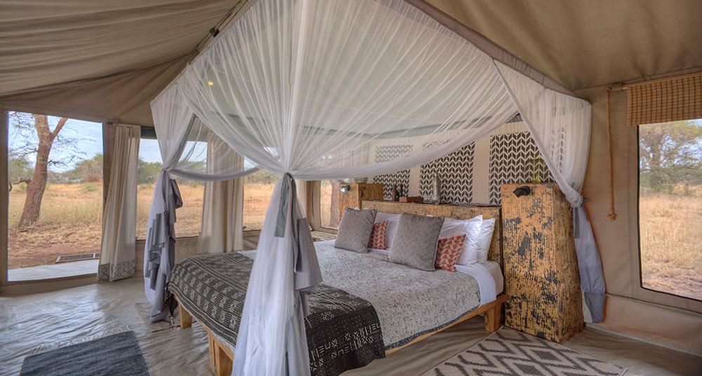 kenya tanzania wildlife safaris Serengeti Ubuntu Luxury Camp