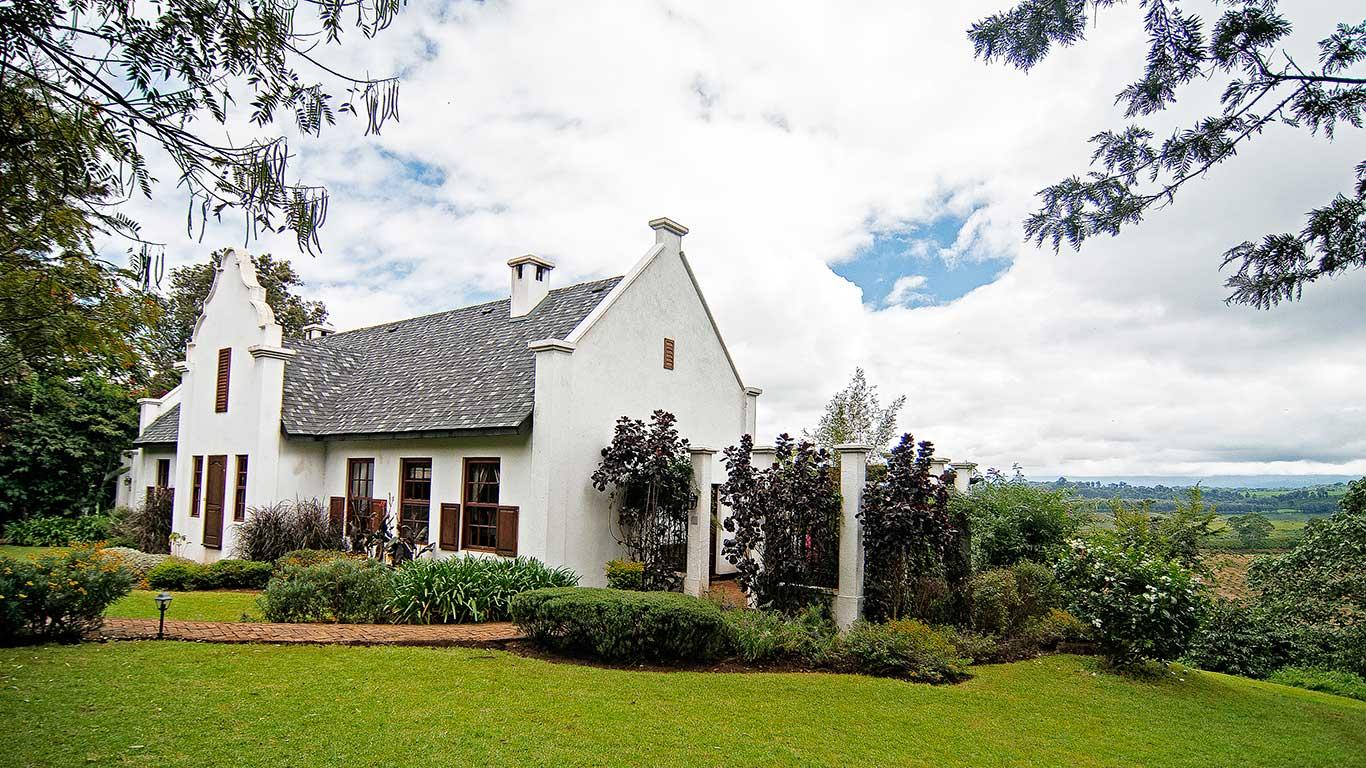 The Manor Lodge Ngorongoro Crater Tanzania